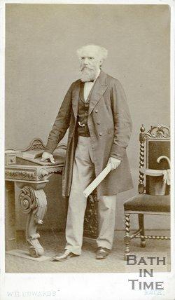 Portrait of Jerom Murch (1807-1895)