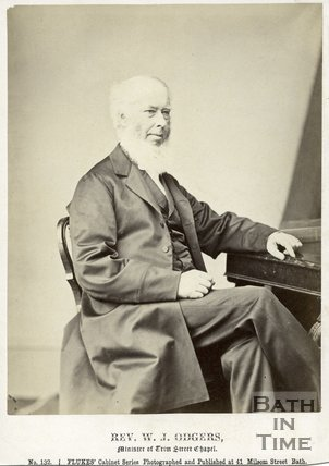 Reverend W.J. Odgers