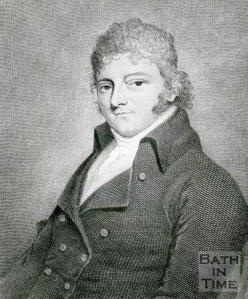 Portrait of Dr. Calib. H. Parry (1755-1822)