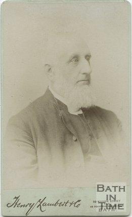 Portrait of F.J. Poynton