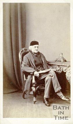Portrait of John Bruce Pryce (born 1791)