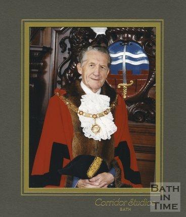 Portrait of H. Routeledge, 1995