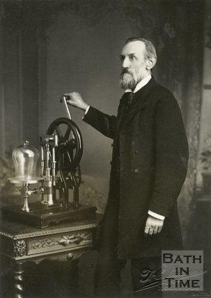 Portrait of John Arthur Roebuck Rudge (1837-1903)