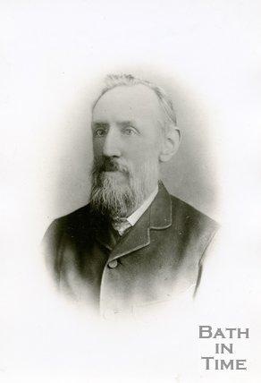 Portrait of John Arthur Roebuck Rudge (1837-1901)