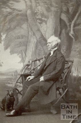 Portrait of Hobart Seymour