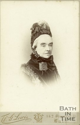 Portrait of Mrs. Stokes Shaw