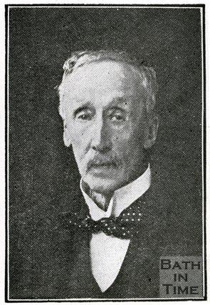Portrait of Frederick Shum (1818-1892).