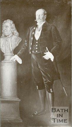 Portrait of Major Simpson, c.1915