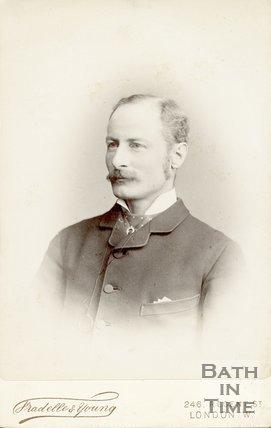 Portrait of Henry Mills Skrine (1845-1915)