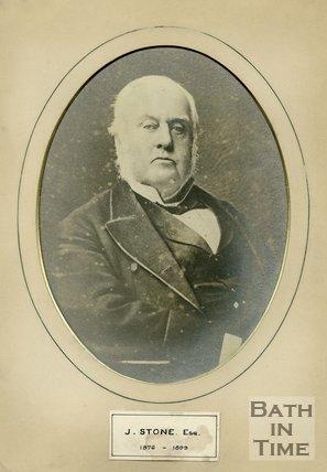 Portrait of John Stone Esq.