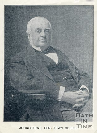 Portrait of John Stone