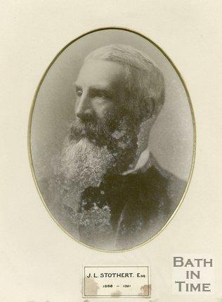 Portrait of J.L. Stothert