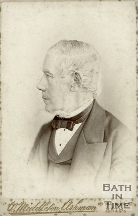 Portrait of John Evans Sturges