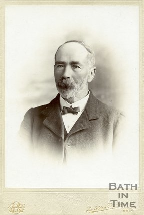 Photograph of William Taylor