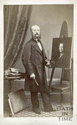 Portrait of M. Theweneti
