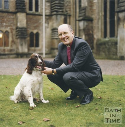 Portrait of Reverend James Thompson, 1996