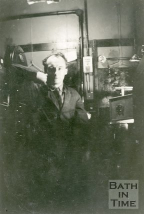 Portrait of C. Tippett