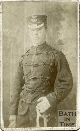 Portrait of T.H. Whiteley, 1883?