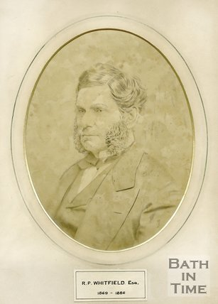 Portrait of R.P. Whitfield Esq.