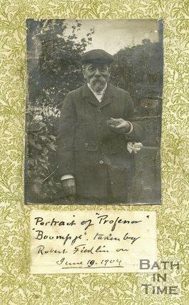 Portrait of Edgar Wilkinson (born 1862 - died ??? )