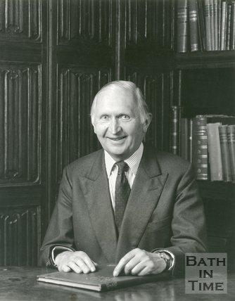 Portrait of Sir John Wills, 1996