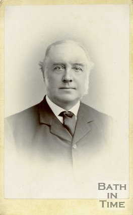 Portrait of Edmund R. Wodehouse