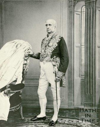 Portrait of Edmund R. Wodehouse