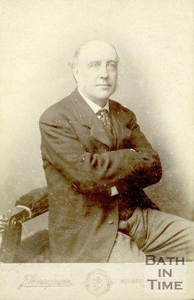 Portrait of Edmund R.. Wodehouse