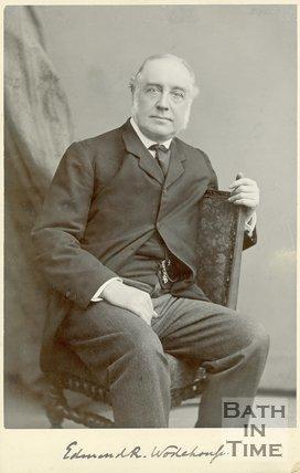Autographed portrait of . Wodehouse