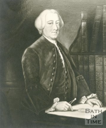 Portrait of John Wood, The Elder (1704 - 1754)