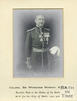 Portrait of Sir Wyndham Murray