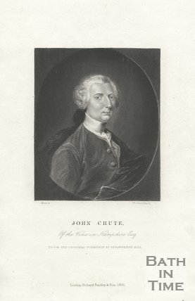 Portrait of John Chute