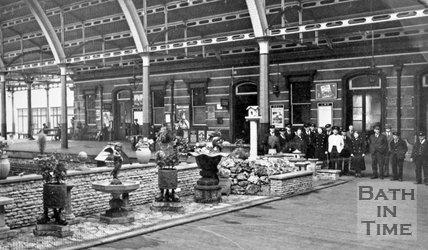 Green Park L.M.S. Station, c.1900