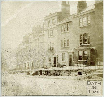 Belvedere, Lansdown Hill, Bath, 1849
