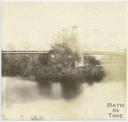 Motley's Bridge, Bath, 1849