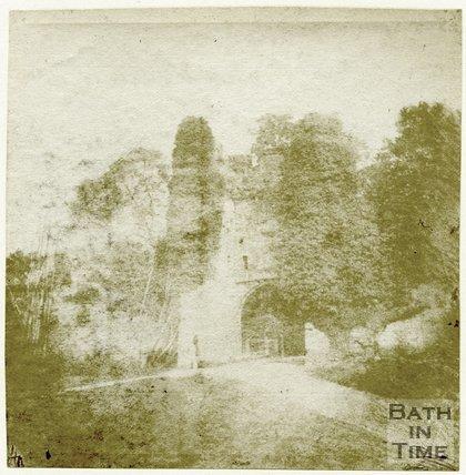 Farleigh Castle, Wiltshire, 1849