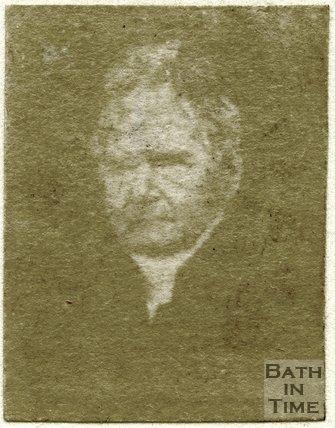 Portrait of Sir George Gibbs M.D. 1849 (died 1851)