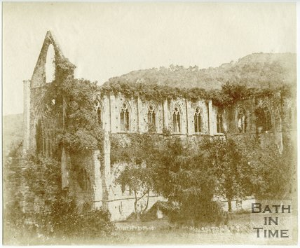 Tintern Abbey, Monmouthshire, c.1850