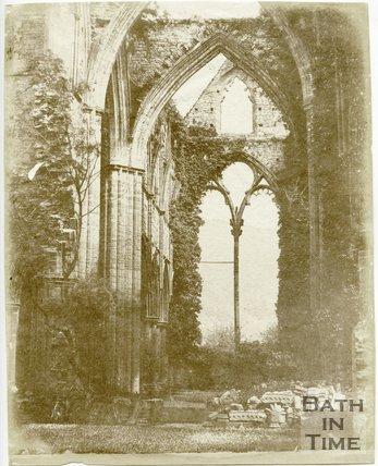 Tintern Abbey, Monmouthshire, c.1850
