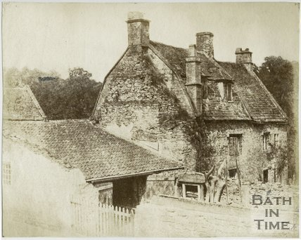 Pine Cottage, Northend, Batheaston, Bath, c.1850