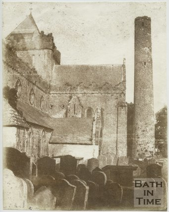 St. Canice's Cathedral, Kilkenny, Republic of Ireland, 1949