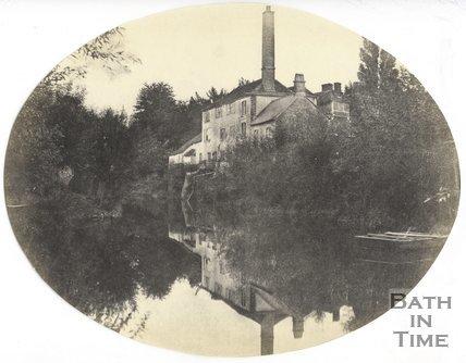 Hanham, near Bristol, c.1850