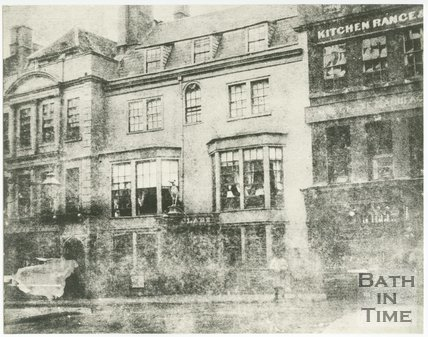 Greyhound Hotel, High Street, Bath