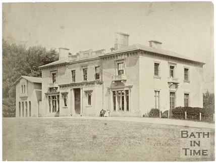 Wood House, Twerton, Bath, c.1870