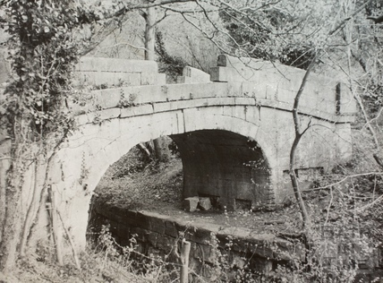 Accommodation Bridge, Southstoke c.1950