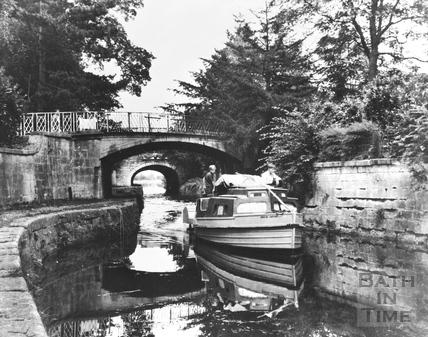 Sydney Gardens, Bath c.1960