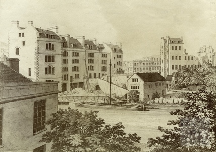 Laura Place, Bath 1789