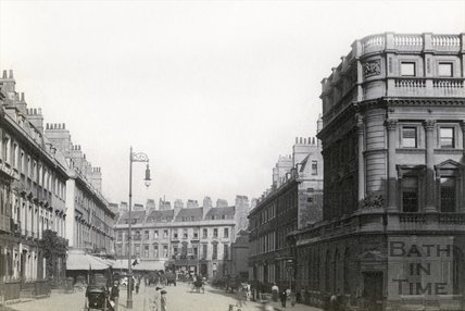 George Street, Bath c.1890