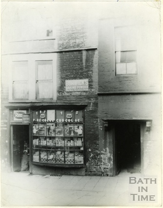 Sally Lunn's House, North Parade Passage (Lilliput Alley), Bath c.1920