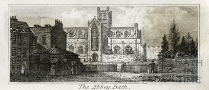 The Abbey, Bath 1824